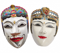 mask-indonesia-souvenirs